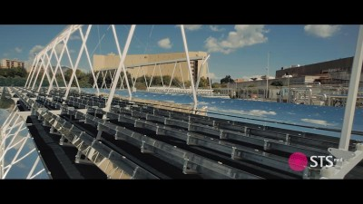 STS-Med: Small scale solar district units (Corporate video) - Gabriele Gismondi